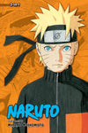 NARUTO VOLUME 15 (3 in 1 EDITION)