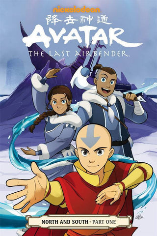 AVATAR LAST AIRBENDER VOLUME 13 NORTH SOUTH PART 1