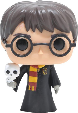 POP! MOVIES: HARRY POTTER: HARRY WITH HEDWIG