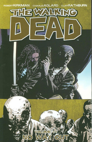 WALKING DEAD VOLUME 14 NO WAY OUT