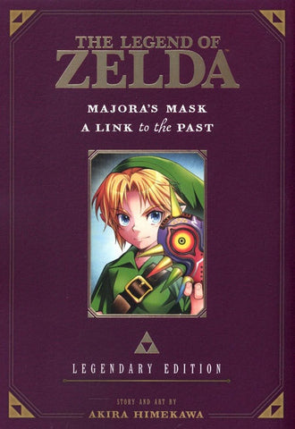 LEGEND OF ZELDA LEGENDARY EDITION VOLUME 03 A LINK TO THE PAST