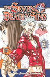 THE SEVEN DEADLY SINS VOLUME 03