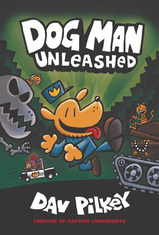 DOG MAN VOLUME 02 UNLEASHED HC