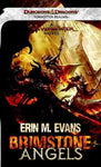 FORGOTTEN REALMS BRIMSTONE ANGELS BY ERIN M EVANS