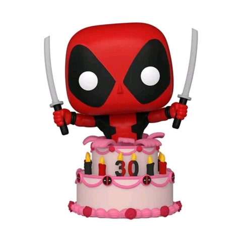 POP! MARVEL: DEADPOOL IN CAKE