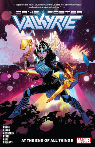 VALKYRIE JANE FOSTER VOLUME 02 AT THE END OF ALL THINGS