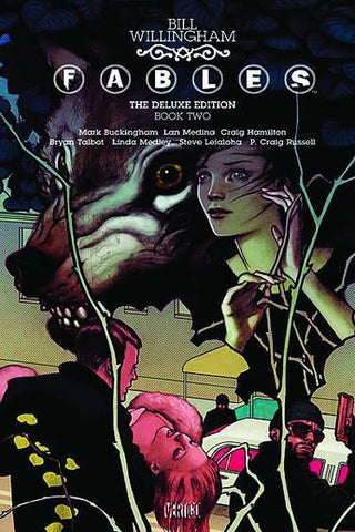 FABLES DELUXE EDITION VOLUME 02 HC