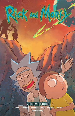 RICK & MORTY VOLUME 04
