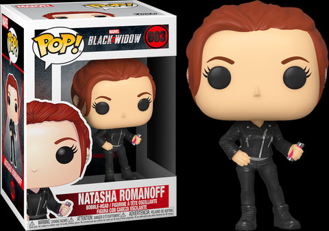 POP! MOVIES: BLACK WIDOW: NATASHA ROMANOFF