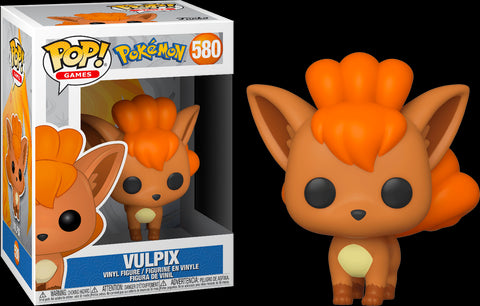 POP! GAMES: POKEMON: VULPIX