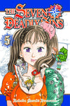 THE SEVEN DEADLY SINS VOLUME 05