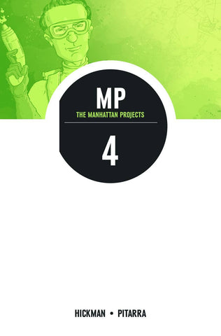 MANHATTAN PROJECTS VOLUME 04 FOUR DISCIPLINES