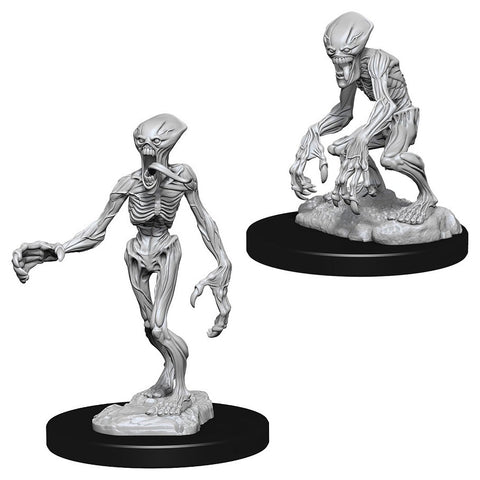 PATHFINDER BATTLES DEEP CUTS UNPAINTED MINI: DOPPELGANGERS