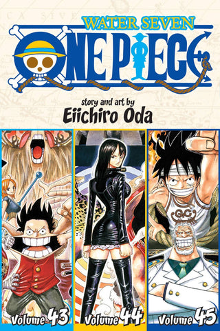 ONE PIECE VOLUME 15 (3 in 1 EDITION)
