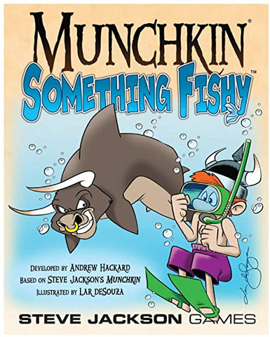 MUNCHKIN SOMETHING FISHY