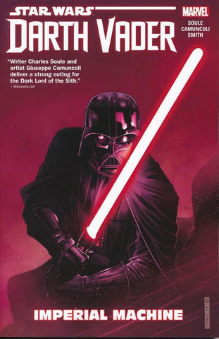 STAR WARS DARTH VADER DARK LORD OF THE SITH VOLUME 01 IMPERIAL MACHINE