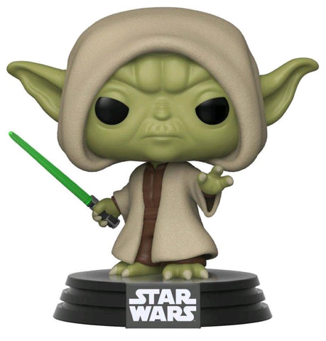 POP! STAR WARS: BATTLEFRONT: YODA HOODED