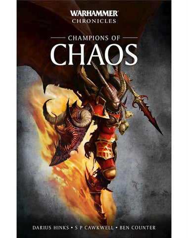 WARHAMMER CHRONICLES: CHAMPIONS OF CHAOS