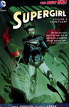 SUPERGIRL VOLUME 03 SANCTUARY