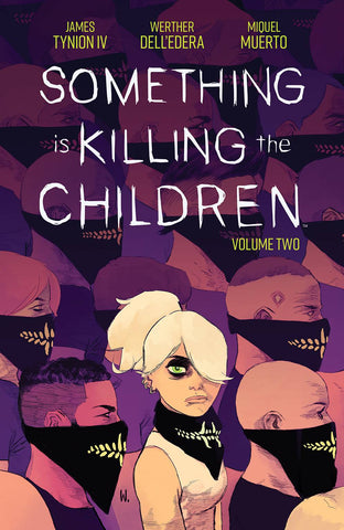 SOMETHING IS KILLING CHILDREN VOLUME 02
