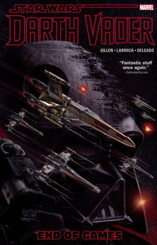 STAR WARS DARTH VADER VOLUME 04 END OF GAMES