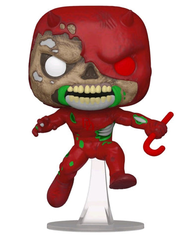 POP! MARVEL: MARVEL ZOMBIES: DAREDEVIL NYCC 2020 EXCLUSIVE