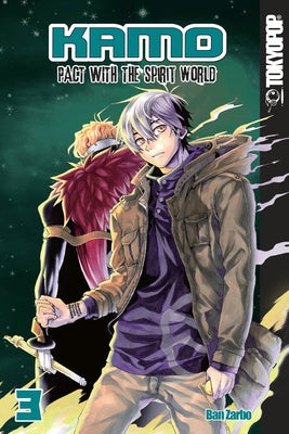 KAMO PACT WITH THE SPIRIT WORLD VOLUME 03