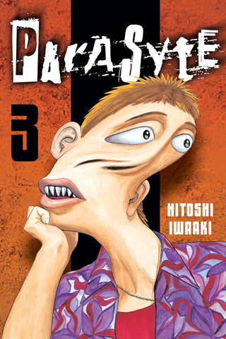 PARASYTE VOLUME 3 ALIEN NATION