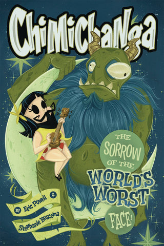 CHIMICHANGA SORROW OF WORLDS WORST FACE HC