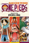 ONE PIECE VOLUME 07 (3 in 1 EDITION)