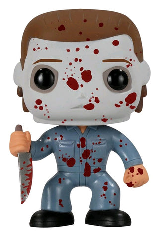 POP! MOVIES: HALLOWEEN: MICHAEL MYERS (BLOOD SPATTER)