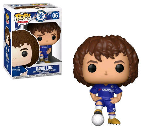 POP! FOOTBALL: CHELSEA: DAVID LUIZ
