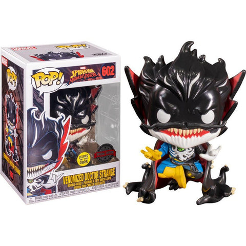 POP! MARVEL: VENOM: VENOMIZED DOCTOR STRANGE (GLOW)