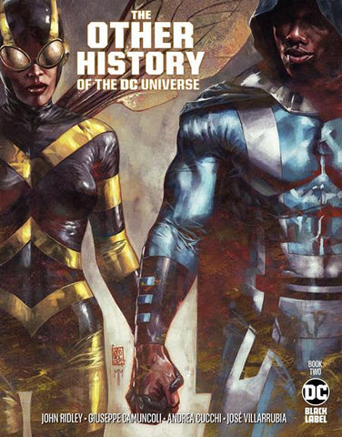 OTHER HISTORY OF THE DC UNIVERSE #2 (OF 5) CVR A GIUSEPPE CAMUNCOLI & MARCO MASTRAZZO