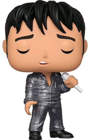 POP! ROCKS! ELVIS: ELVIS '68 COMEBACK SPECIAL (DIAMOND GLITTER)