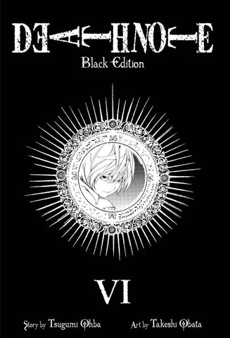 DEATH NOTE BLACK EDITION VOLUME 06 (2 in 1 EDITION)