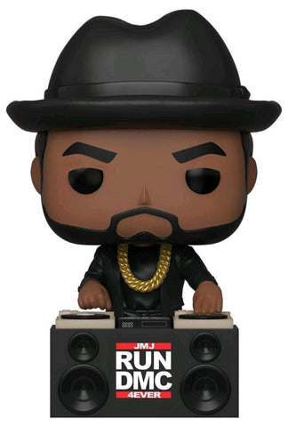 POP! ROCKS: RUN DMC: JAM MASTER JAY