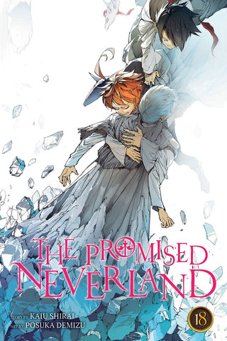 PROMISED NEVERLAND VOLUME 18