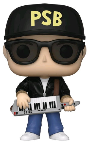 POP! ROCKS! PET SHOP BOYS: CHRIS LOWE