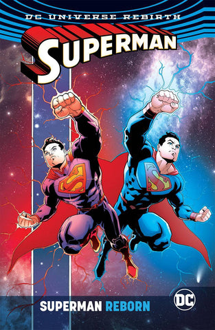 SUPERMAN REBORN HC (REBIRTH)