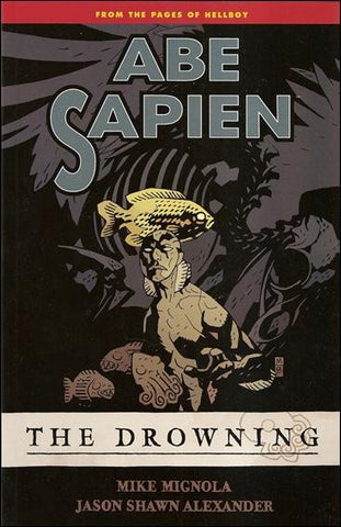 ABE SAPIEN VOLUME 01 THE DROWNING