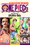 ONE PIECE VOLUME 05 (3 in 1 EDITION)