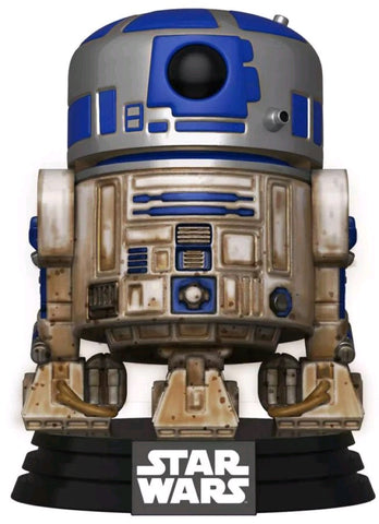 POP! STAR WARS: R2-D2 (DAGOBAH)