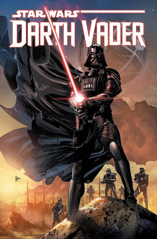 STAR WARS DARTH VADER DARK LORD SITH VOLUME 02 HC