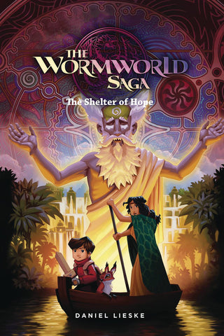 WORMWORLD SAGA VOLUME 02 SHELTER OF HOPE