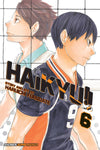 HAIKYU VOLUME 06