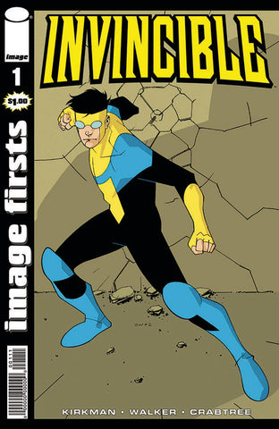 IMAGE FIRSTS INVINCIBLE #1