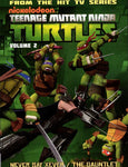 TEENAGE MUTANT NINJA TURTLES ANIMATED DIGEST VOLUME 02