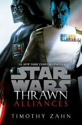 STAR WARS THRAWN ALLIANCES BY TIMOTHY ZAHN