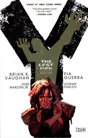 Y THE LAST MAN BOOK 02